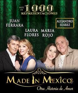 Made in México AGOSTO